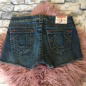 True Religion Shorts - 🎋NEW LISTING‼️ True Religion Denim Shorts Sz 30